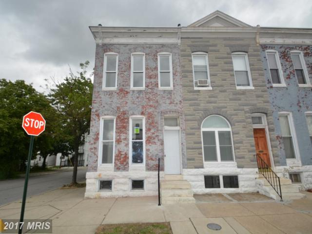 2400 Brentwood Avenue, Baltimore, MD 21218 (#BA10037483) :: Pearson Smith Realty
