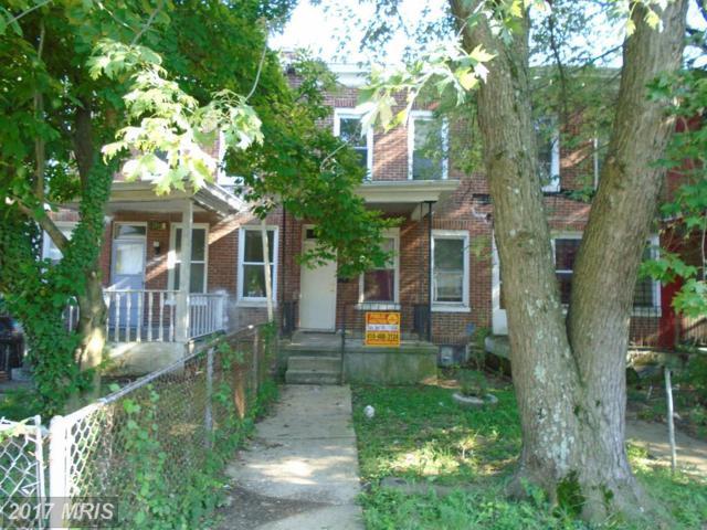 2517 Oswego Avenue, Baltimore, MD 21215 (#BA10037782) :: Pearson Smith Realty