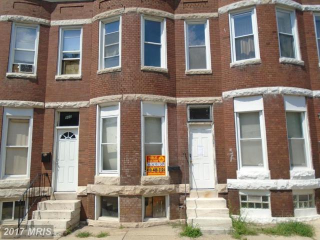 904 20TH Street E, Baltimore, MD 21218 (#BA10038030) :: Pearson Smith Realty