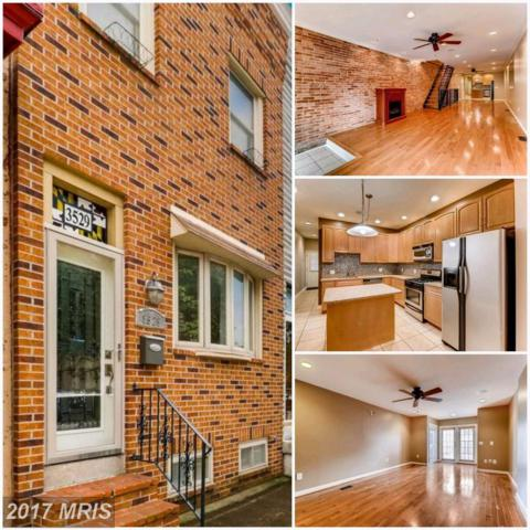 3529 Clearmont St, Baltimore, MD 21224 (#BA10038349) :: The Vashist Group