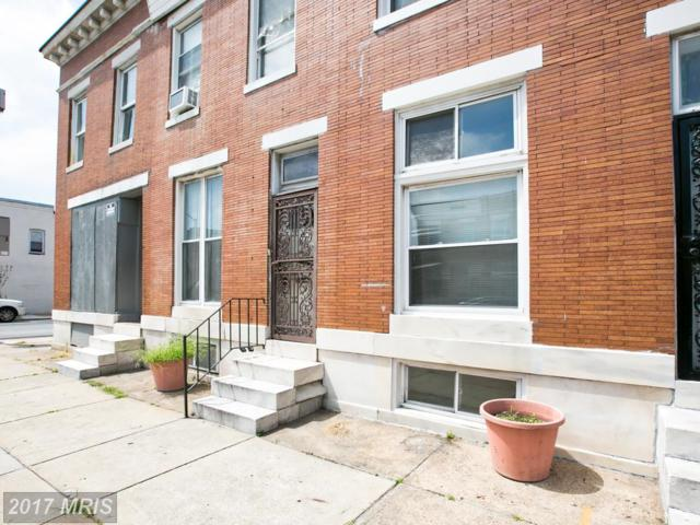802 Kenwood Avenue, Baltimore, MD 21205 (#BA10038924) :: Pearson Smith Realty