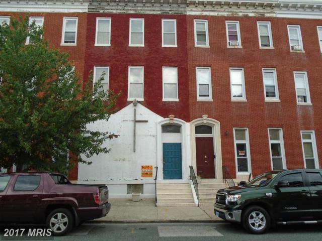 1129 Gilmor Street N, Baltimore, MD 21217 (#BA10039542) :: LoCoMusings