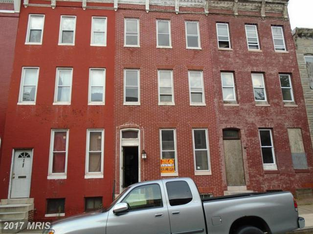 1625 Division Street, Baltimore, MD 21217 (#BA10039571) :: Pearson Smith Realty