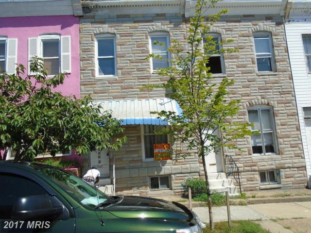 2562 Fayette Street W, Baltimore, MD 21223 (#BA10039669) :: Pearson Smith Realty