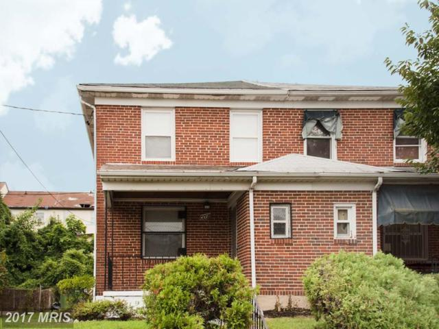 4529 Saint Georges Avenue, Baltimore, MD 21212 (#BA10040031) :: Pearson Smith Realty