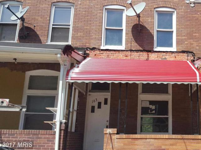 1638 Cliftview Avenue, Baltimore, MD 21213 (#BA10040551) :: Pearson Smith Realty
