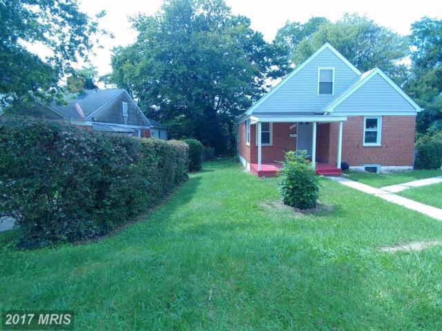 4910 Gilray Drive, Baltimore, MD 21214 (#BA10042189) :: Pearson Smith Realty