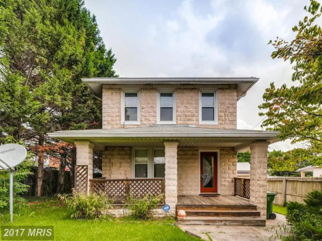 4202 Parkwood Avenue, Baltimore, MD 21206 (#BA10043310) :: Pearson Smith Realty