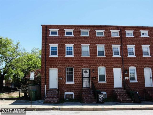 437 Orchard Street, Baltimore, MD 21201 (#BA10043440) :: Pearson Smith Realty