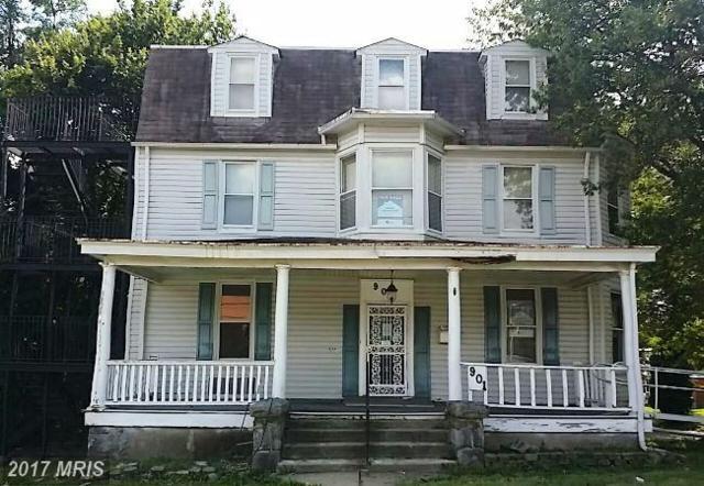 901 Woodbourne Avenue, Baltimore, MD 21212 (#BA10043734) :: Pearson Smith Realty