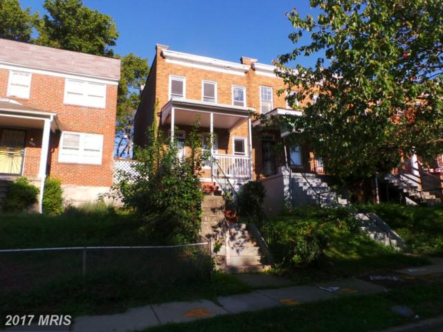 921 Rosedale Street N, Baltimore, MD 21216 (#BA10045865) :: Pearson Smith Realty
