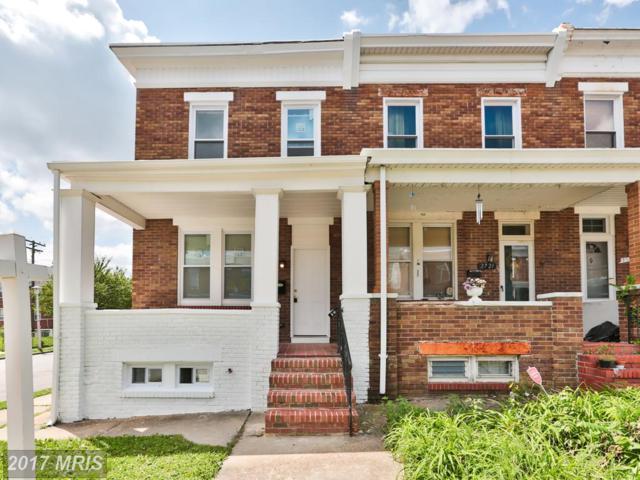 2723 Pelham Avenue, Baltimore, MD 21213 (#BA10046571) :: Pearson Smith Realty