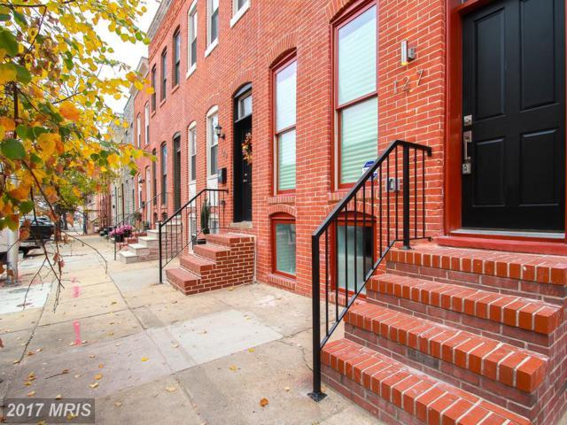 805 Chester Street, Baltimore, MD 21205 (#BA10047591) :: Pearson Smith Realty
