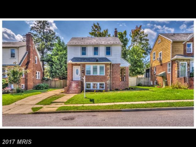 3509 Woodlea Avenue, Baltimore, MD 21214 (#BA10047697) :: Pearson Smith Realty