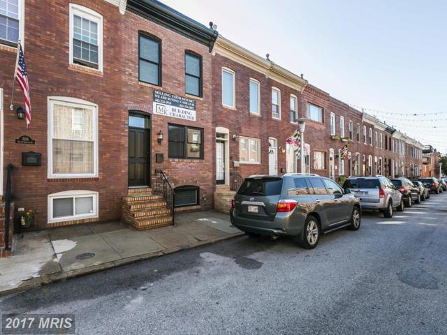 707 Glover Street, Baltimore, MD 21224 (#BA10048281) :: Pearson Smith Realty