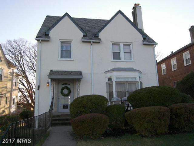 3219 Powhatan Avenue, Baltimore, MD 21216 (#BA10048500) :: Pearson Smith Realty