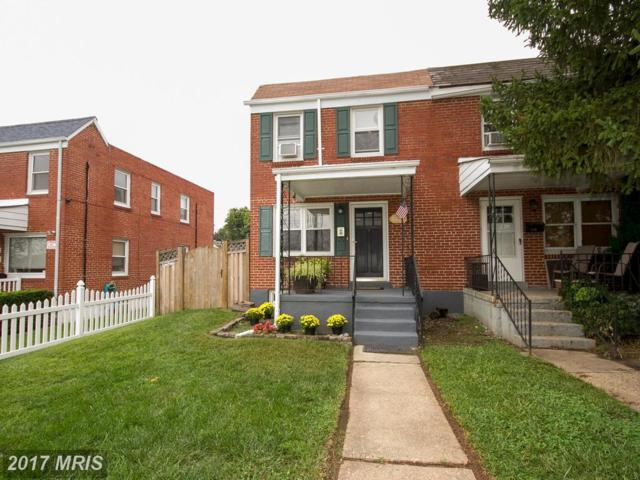 1222 Pine Heights Avenue, Baltimore, MD 21229 (#BA10048654) :: LoCoMusings