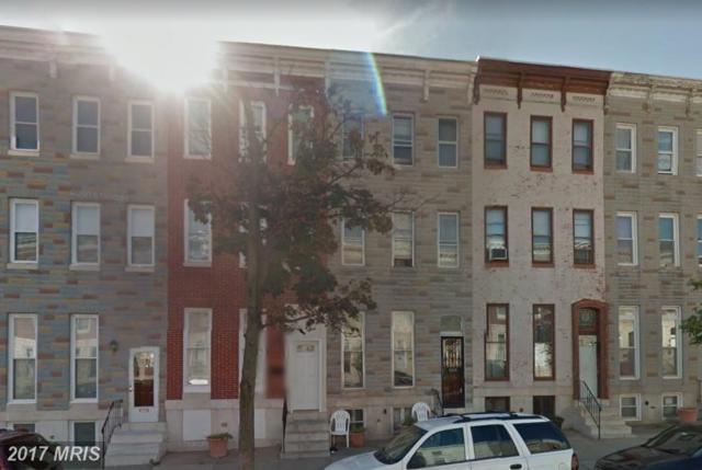 1616 Caroline Street N, Baltimore, MD 21213 (#BA10048670) :: Pearson Smith Realty