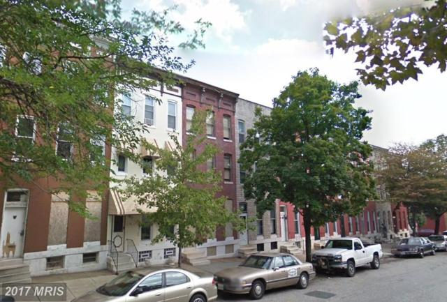 1815 Caroline Street N, Baltimore, MD 21213 (#BA10049082) :: Pearson Smith Realty