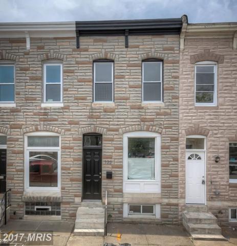 122 Eaton Street, Baltimore, MD 21224 (#BA10049990) :: Pearson Smith Realty
