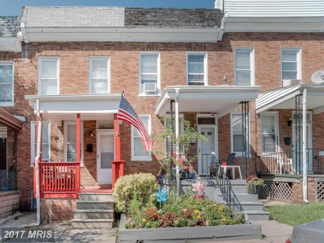 3120 Ravenwood Avenue, Baltimore, MD 21213 (#BA10050410) :: Pearson Smith Realty