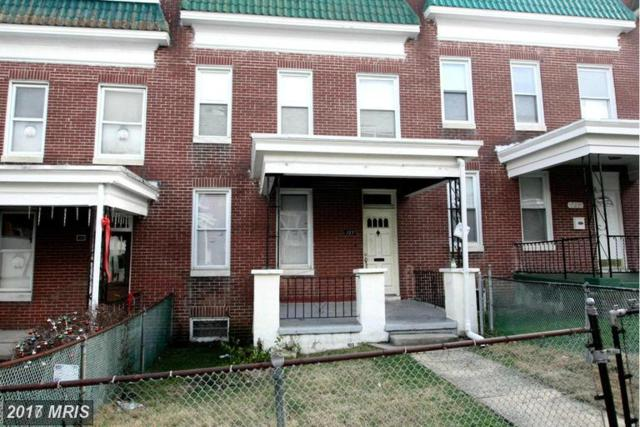 727 Edgewood Street N, Baltimore, MD 21229 (#BA10050486) :: Pearson Smith Realty