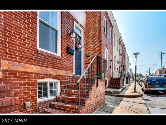 507 Bouldin Street, Baltimore, MD 21224 (#BA10050610) :: SURE Sales Group