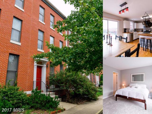 1951 Eutaw Place, Baltimore, MD 21217 (#BA10050829) :: Pearson Smith Realty