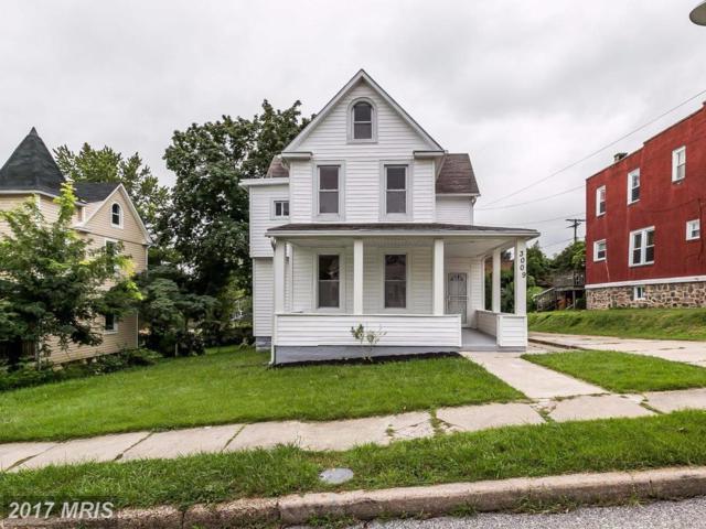 3009 Ailsa Avenue, Baltimore, MD 21214 (#BA10051067) :: Pearson Smith Realty