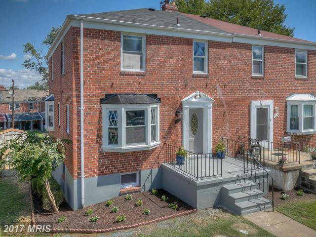 707 Stamford Road, Baltimore, MD 21229 (#BA10051587) :: Pearson Smith Realty