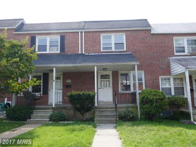 1431 Medfield Avenue, Baltimore, MD 21211 (#BA10052165) :: The Daniel Register Group
