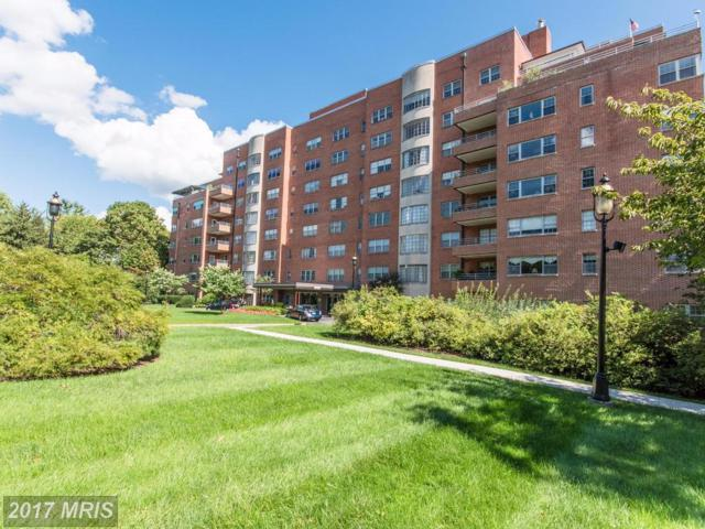 3601 Greenway #611, Baltimore, MD 21218 (#BA10052326) :: Pearson Smith Realty