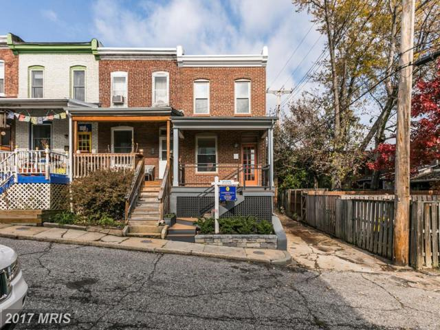 600 Harding Place, Baltimore, MD 21211 (#BA10054989) :: The MD Home Team