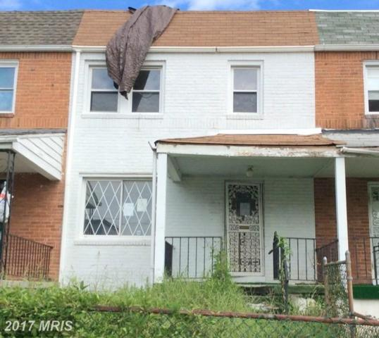 2922 Oakford Avenue, Baltimore, MD 21215 (#BA10055275) :: The MD Home Team