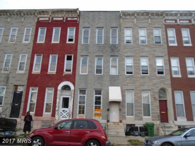 730 Gilmor Street N, Baltimore, MD 21217 (#BA10055762) :: Pearson Smith Realty