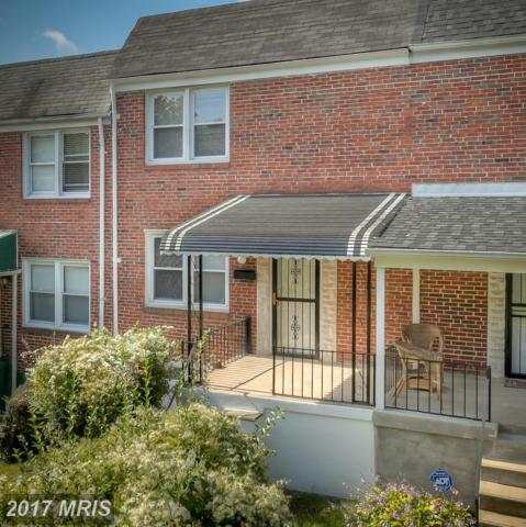 811 Saint Dunstans Road, Baltimore, MD 21212 (#BA10056865) :: Pearson Smith Realty