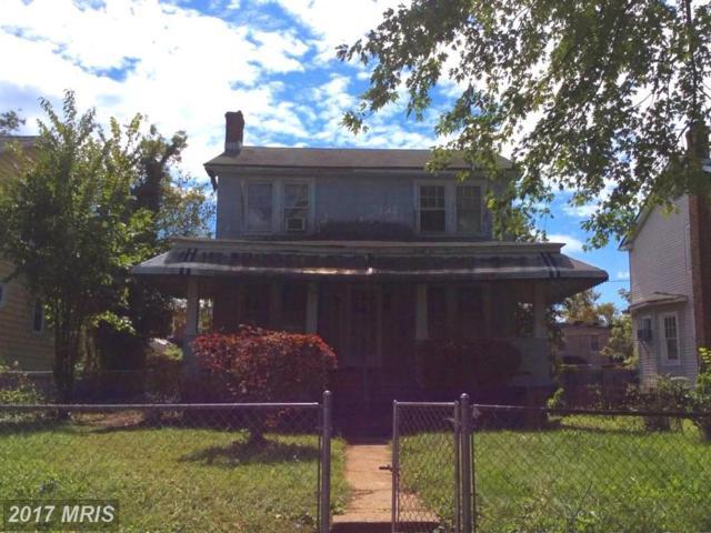 2735 Cylburn Avenue, Baltimore, MD 21215 (#BA10056978) :: Pearson Smith Realty