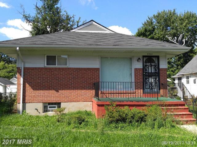 5702 Bland Avenue, Baltimore, MD 21215 (#BA10057772) :: CORE Maryland LLC