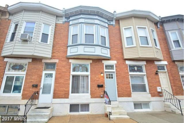 524 Newkirk Street S, Baltimore, MD 21224 (#BA10058342) :: Pearson Smith Realty