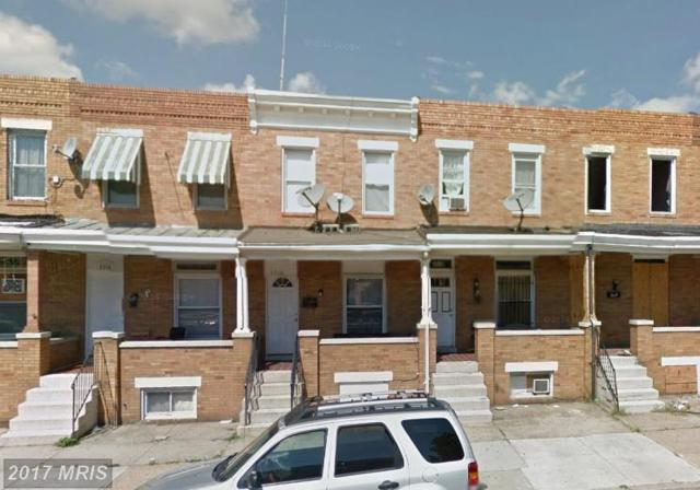 3518 Fayette Street E, Baltimore, MD 21224 (#BA10058405) :: LoCoMusings