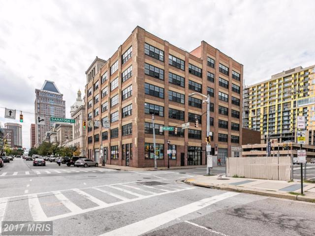 234 Holliday Street #701, Baltimore, MD 21202 (#BA10058435) :: Pearson Smith Realty