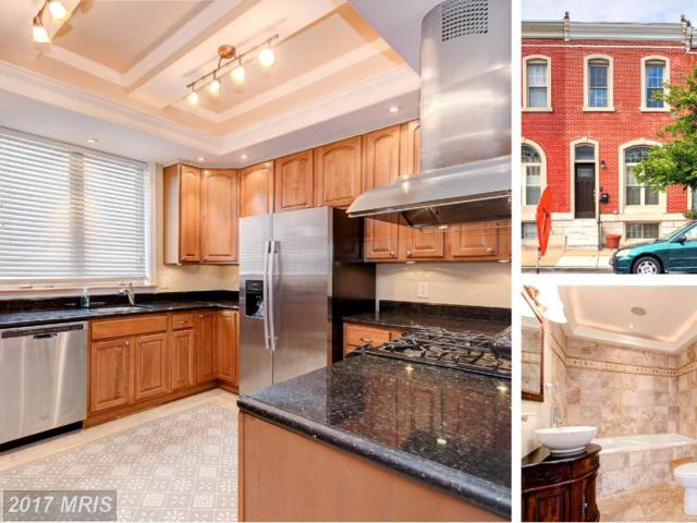 206 Patterson Park Avenue N, Baltimore, MD 21231 (#BA10058897) :: Pearson Smith Realty
