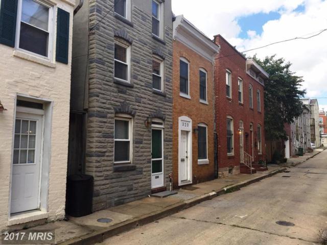 322 Durham Street, Baltimore, MD 21231 (#BA10059411) :: SURE Sales Group