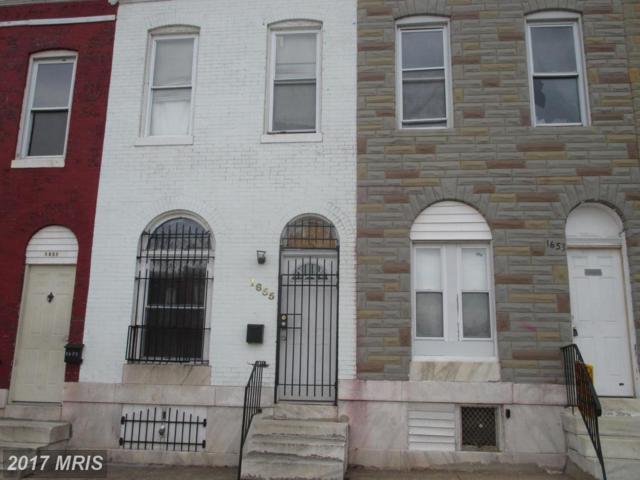 1655 Milton Avenue N, Baltimore, MD 21213 (#BA10059867) :: Pearson Smith Realty