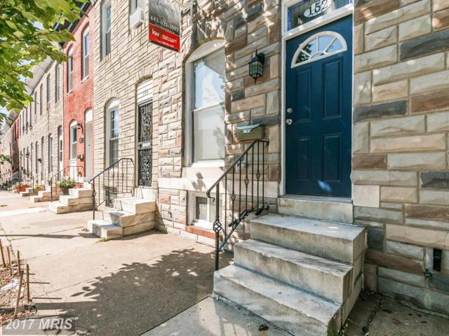 152 Ellwood Avenue, Baltimore, MD 21224 (#BA10059885) :: Pearson Smith Realty