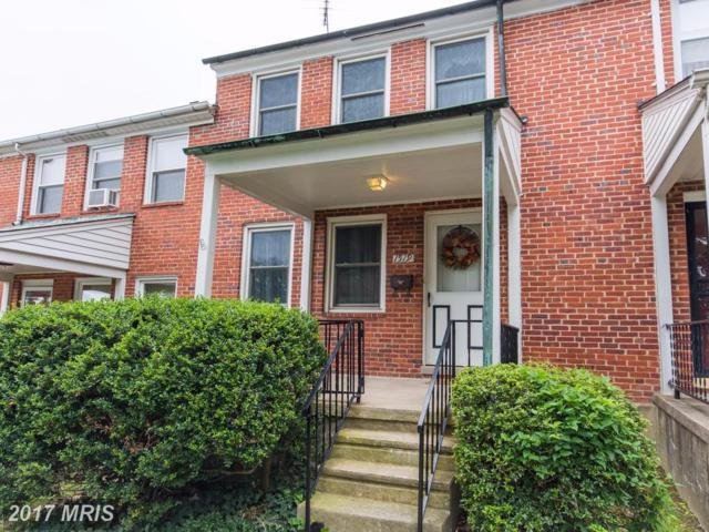 1519 Ramblewood Road, Baltimore, MD 21239 (#BA10060160) :: LoCoMusings