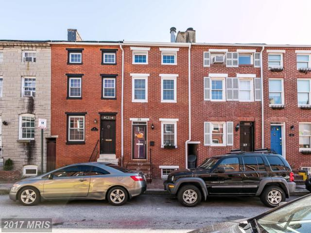 39 Wheeling Street E, Baltimore, MD 21230 (#BA10060304) :: Pearson Smith Realty