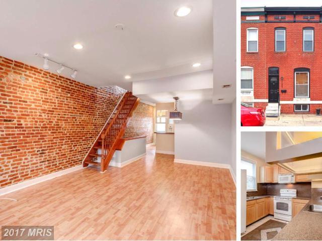 122 Bouldin Street, Baltimore, MD 21224 (#BA10060719) :: Pearson Smith Realty