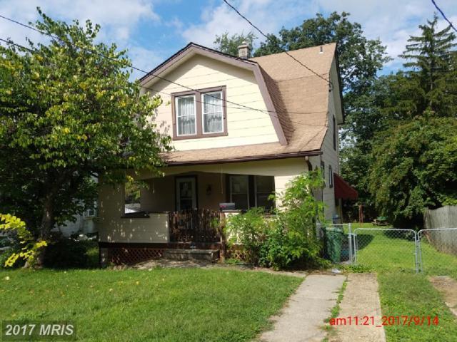 4806 Holder Avenue, Baltimore, MD 21214 (#BA10060778) :: CORE Maryland LLC