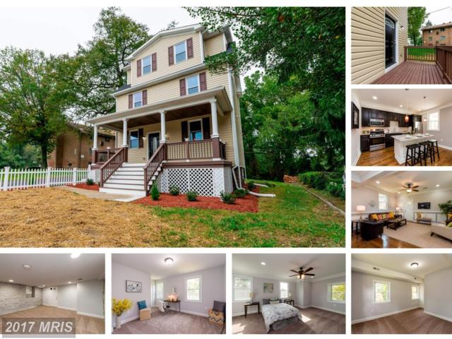 4024 Rogers Avenue, Baltimore, MD 21207 (#BA10060786) :: Pearson Smith Realty